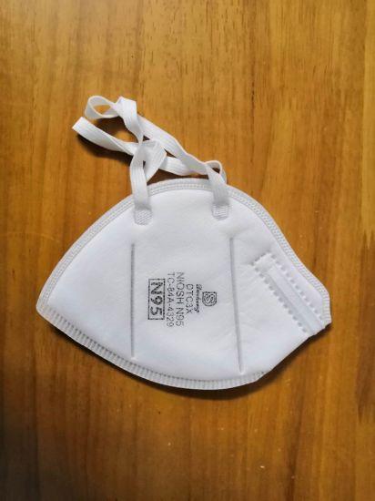 10 Psc Face Mask Particulate Respirator Dust Masks Virus of Prevention