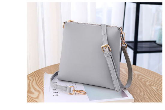 China 2018 Best Quality PU Leather Handbag Wholesale a4e55cf609b45