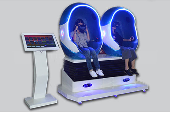 Two Years Warranty Virtual Reality 9d Vr Game Machine pictures & photos