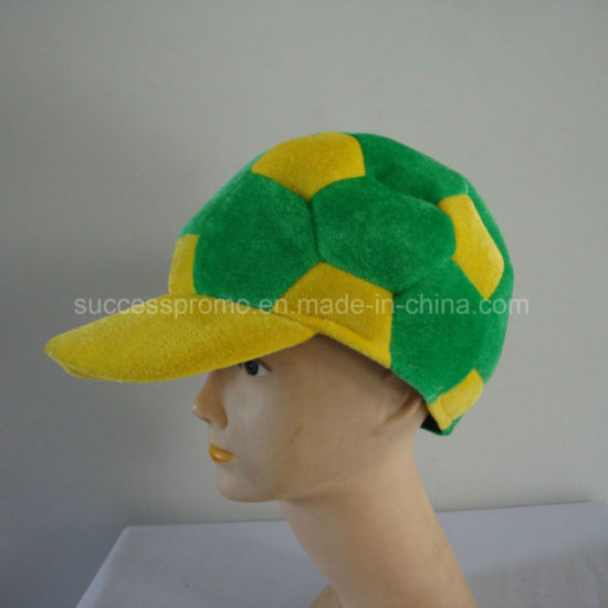 Soccer Hat/ Various Designs and Shape Are Available