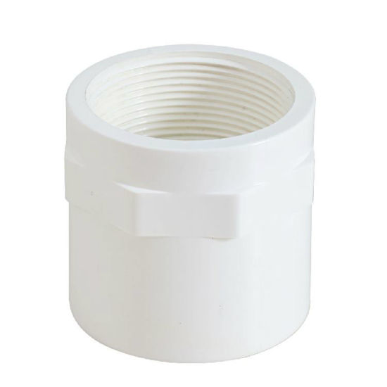 Era Piping Systems PVC Pipe Fitting Faucet Socket (AS/NZS1477) Watermark