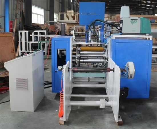 Household Kitchen Foil Rewinding Machine pictures & photos
