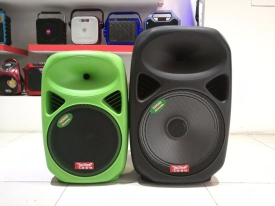 Torlley Loudspeaker with Bluetooth USB Hot Sale Battery Speaker F28 pictures & photos