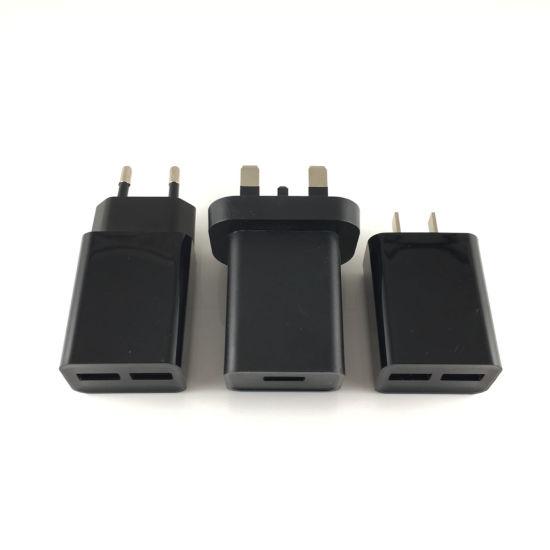 UK Socket Plug USB Charger Single USB Wall Charger