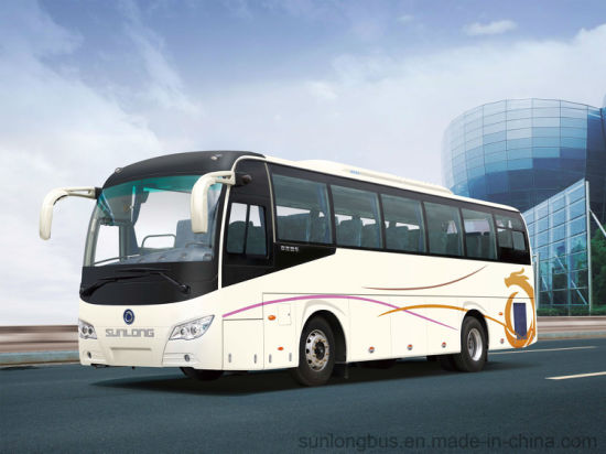 Slk6112gt New Tourist Diesel Passenger Bus pictures & photos