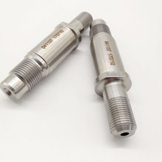 China Hot Sale High Pressure Nozzle Body Water Jet Cutting