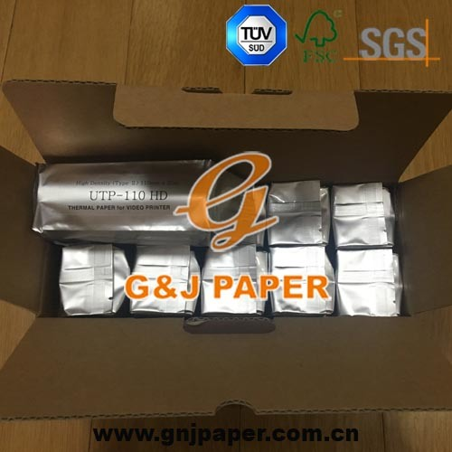 High Density UTP-110hg Ultrasound Paper Used on video Printer pictures & photos