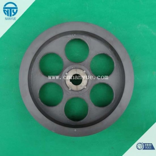 China 400*102 Multi Groove Wire Cable Pulley Sheave - China Multi ...
