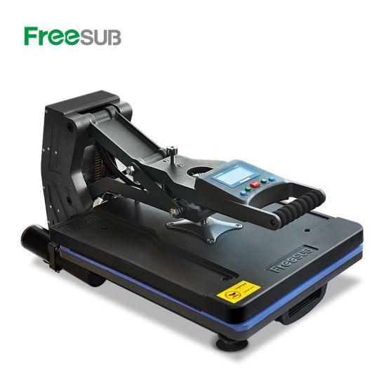 Digital Screen Flatbed T-Shirt Heat Press Sublimation Printing Machine (ST-4050A)