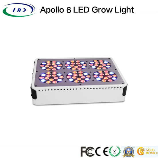 180W Apollo 6 LED Grow Light for Herbs & Medical Plants pictures & photos