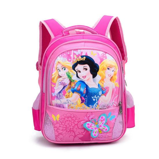 China Factory Price Cartoon Cute Kids Backpack Bag School Children