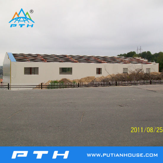 Low Cost Steel Structure Prefab Warehouse pictures & photos