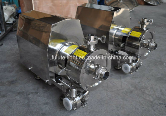 High Shear Mixer Liquid Detergent Homogenizer pictures & photos
