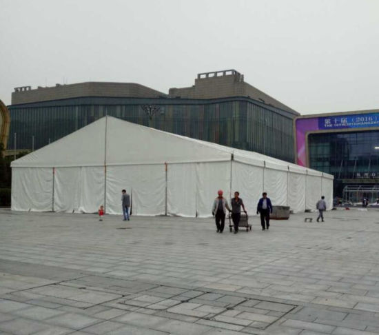 White Rooftop Outdoor Canopy Event Party Tent for Activity Party pictures & photos