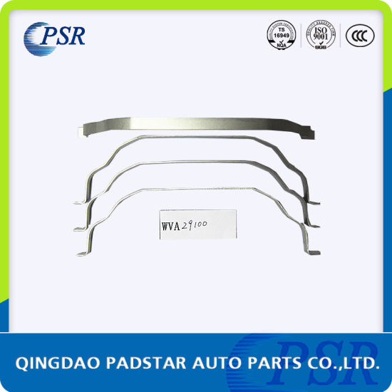 Wva29088 China Manufacturer Wholesales Top Grade Brake Pad Repair Kits for Mercedes-Benz pictures & photos
