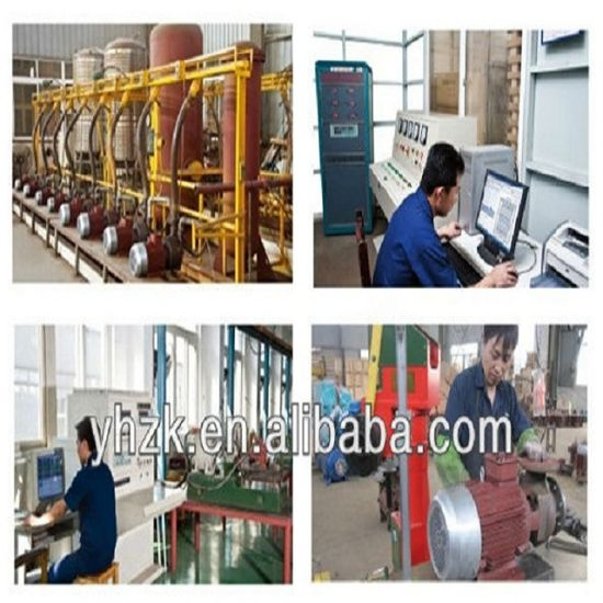 High Quality High Pressure Water Pump pictures & photos