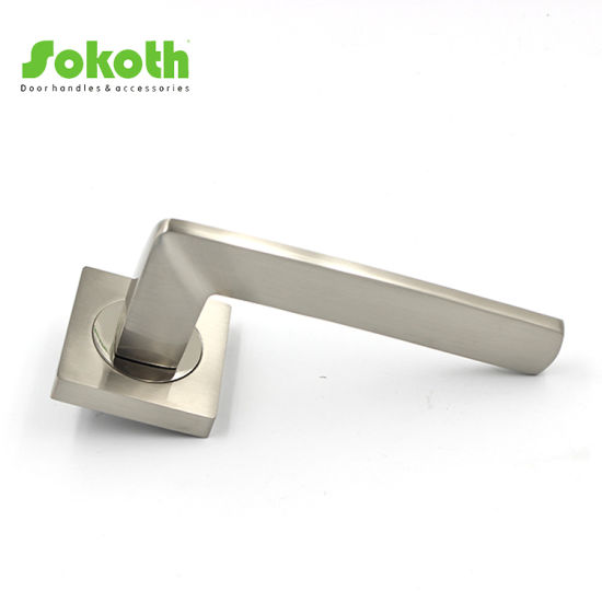 China 2018 New European Market Design Door Handles for Interior Door ...