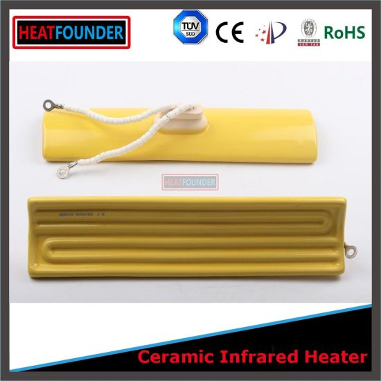 Arc 220V 1000W Far Infrared IR Ceramic Heater (245X60mm) pictures & photos