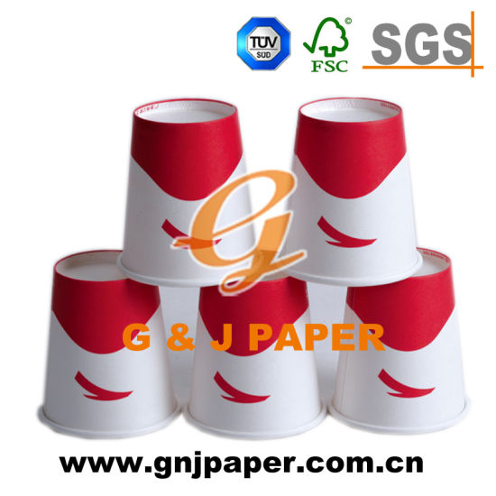 High Quality Printed Cup Paper with Reasonable Price pictures & photos