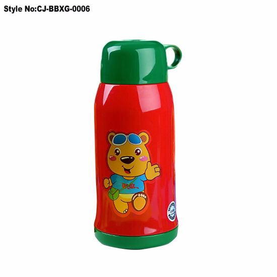 Straw PP Cup Straw Bottle Suctioncup Heat Preservation Cup pictures & photos