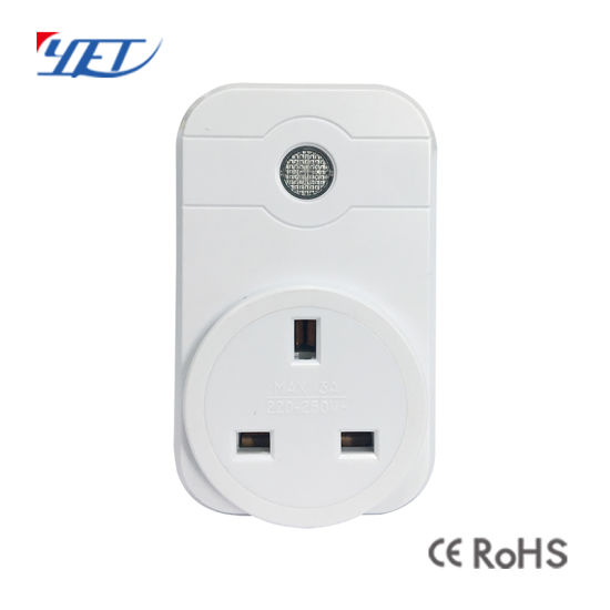 China Wireless EU/ Us Smart WiFi Plug Mini Socket