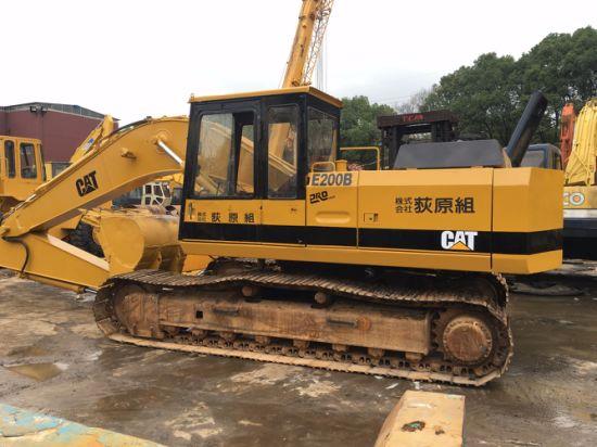 Used Cat E200b Crawler Excavator, Used Caterpillar Excavator E200b for Sale