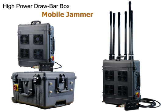 Full Band No Gap 2g 3G 4G All Cell Phone Signal Jammer for Police Use VIP Protection pictures & photos