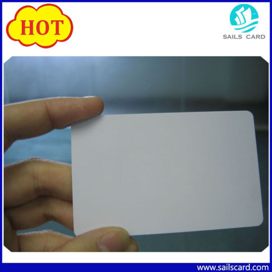 Contactless 125kHz Tk4100 RFID Blank Card for Access Control pictures & photos