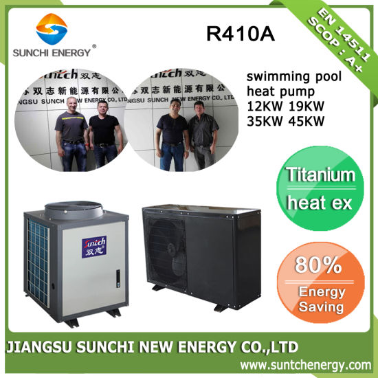 12kw/19kw/35kw/70kw Water Heating Thermostat Swimming Pool Heatpump pictures & photos