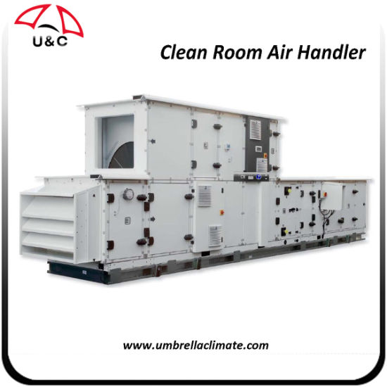 China Clean Room Hygienic Modular Air Handling Unit - China