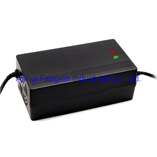 24V36V-45Ah Lead Acid Battery Charger for Electric Bicycle/Motorcycle/E-Scooters/Golf Vehicle/Household-Appliances