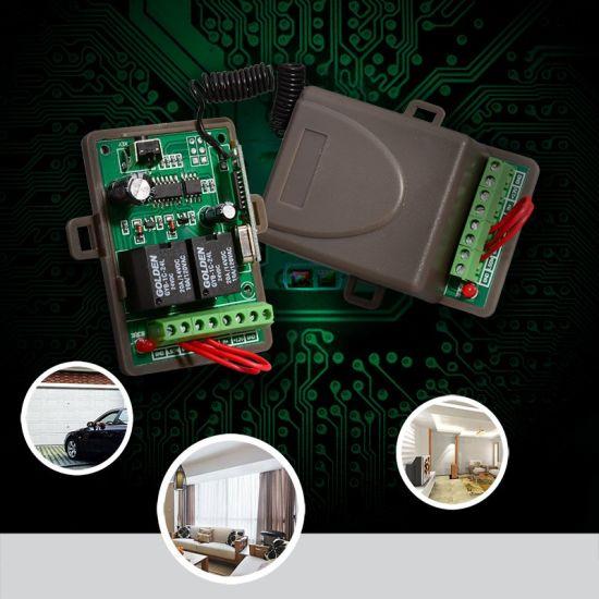 China Yet405PC-Ls Voltage Output Garage Door Remote Control