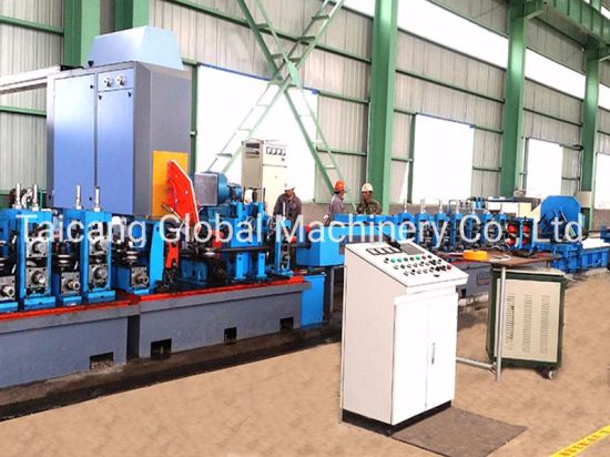Round/Square Pipe Tube Making Line Tube Pipe Production Machine