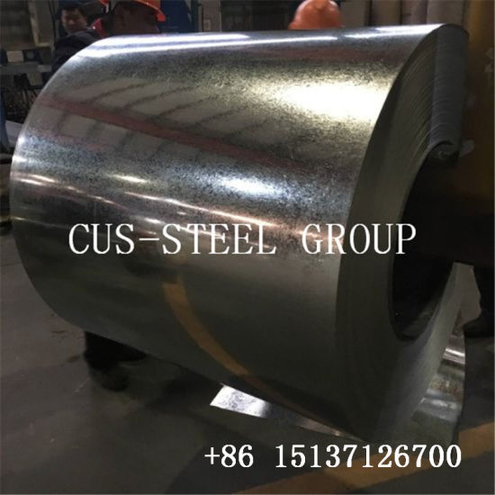 China Spangle Hot Dipped Galvanised Coil Metal/Galvanized Rolled Steel Sheet