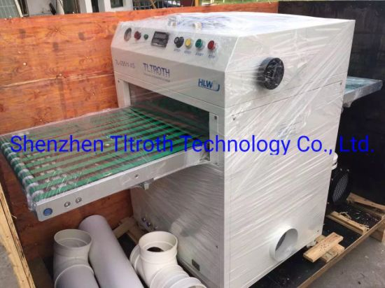 China Dust Removal Factory Tray Dusting Machine Tray Box Cleaner Tray Cleaning Machine Cleaning Machine Tray Dusting Machine