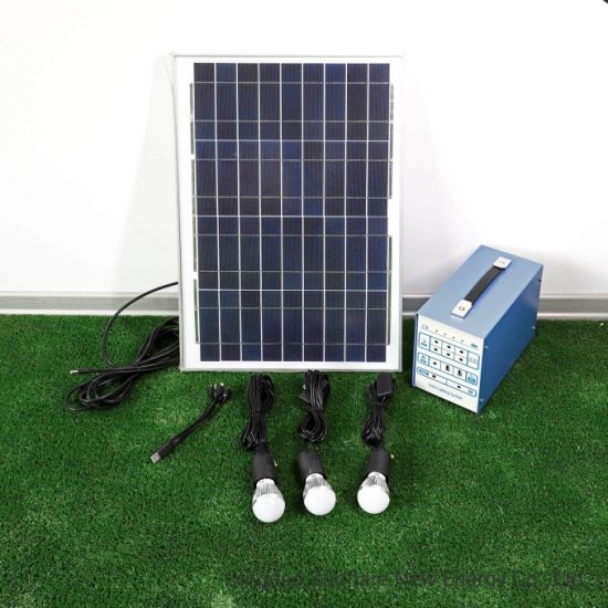 China Durable Solar Lighting Kit Led