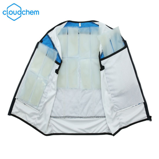 Working Clothes Cooling Phase Change Material