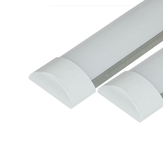 High Quality Cheap Price LED Flat Tube 5000K 6000K 60cm 120cm LED Linear Light 20W 40W LED Batten Light 5 Years Warranty