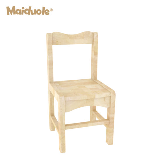 Wholesale High Quality Kindergarten Wooden Kids Desk Chairs for Children Study