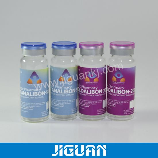 10ml Glass Vial Bottle Packing for Medicine