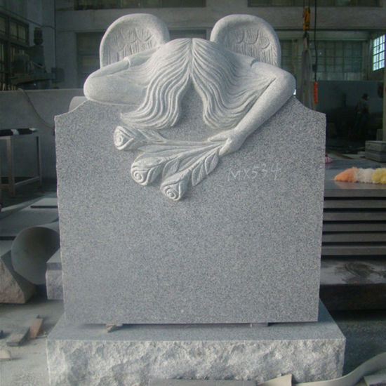 Natural Stone/Granite/Marble  Baby Granite Headstone pictures & photos