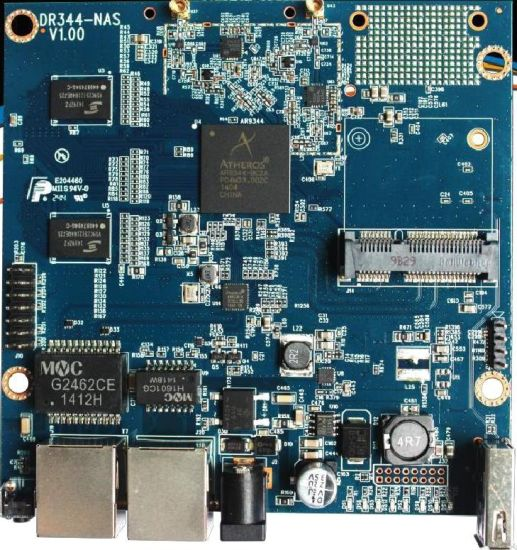 Access Point Host Board Wireless Motherboard Integrated with 1X5g Radio Module