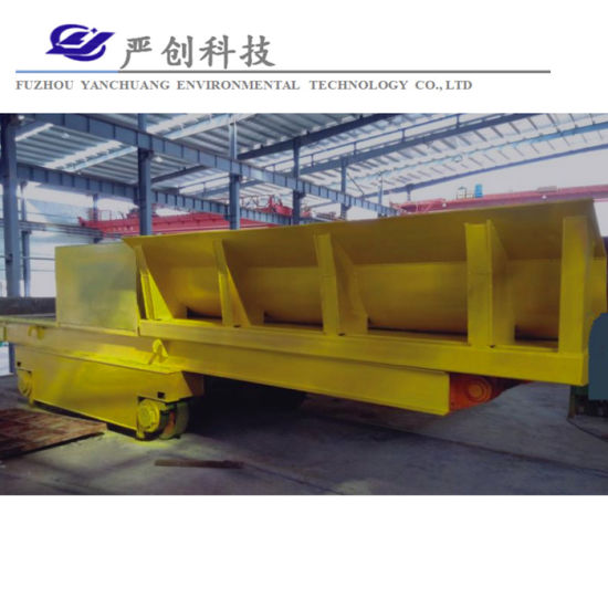 Induction Furnace Intermediate Frequency Furnace Charger Vehicle Loading Scrap Steel
