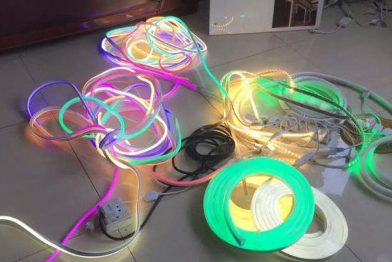 D Type Flexible Neon Lamp Belt Extrusion Molding Machine