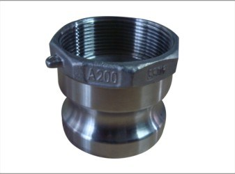 Stainless Steel Camlock Coupling Quick Couplings Bsp Thread