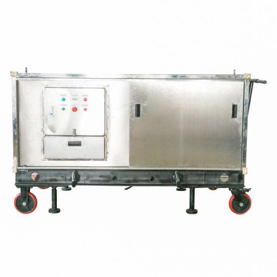 Wlq20/110 Ultra High Pressure Cleaning Machine