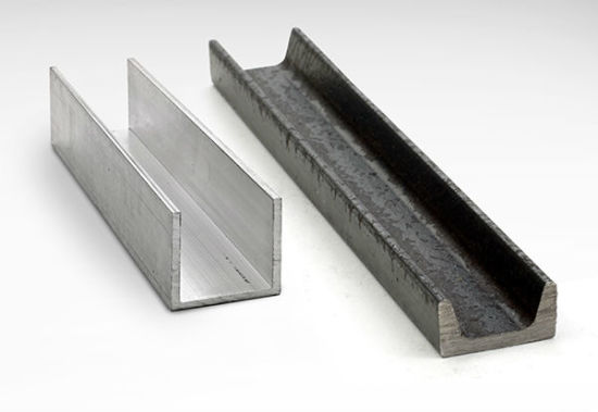 Structural Steel U Channel Bar for Building Construction