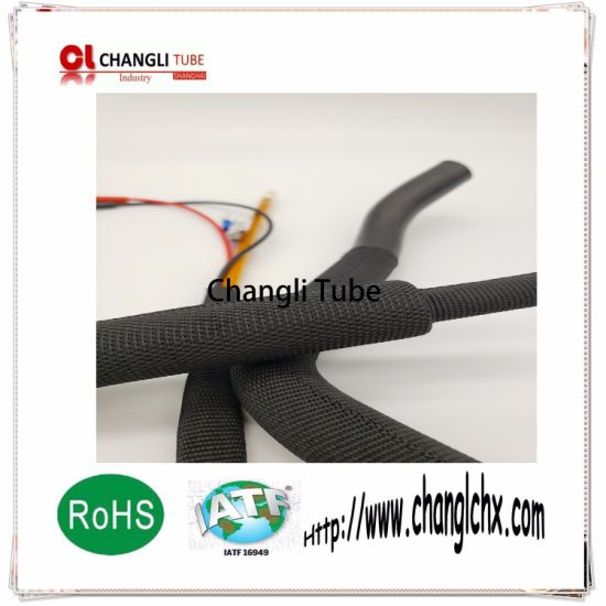 2: 1 Woven Fabric Heat Shrinkable Protective Tubing Used in Cars and Harness Wire Protection Tube on