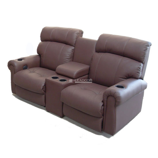 Leadcom Cinema Movie Theater Vip Recliner Sofa Seat Ls 801
