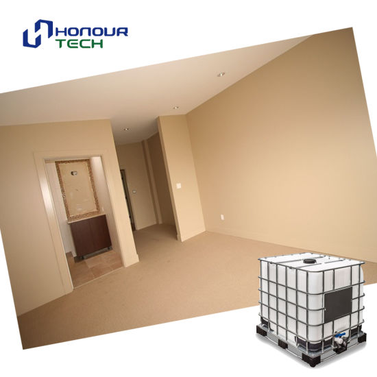 Wall Paint Liquid Acrylic Polymer for Indoor and Outdoor Wall Paint